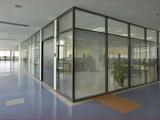 办公室玻璃隔断 (2)